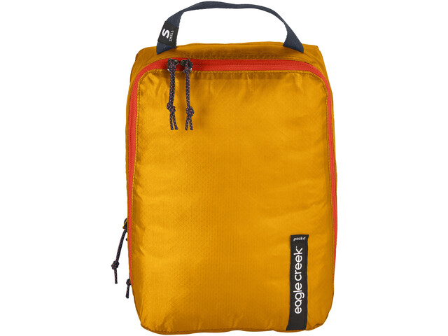 Eagle Creek Pack It Isolate Clean Dirty Cube S, geel